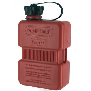 FuelFriend® PLUS 1,0 liter with lockable spout