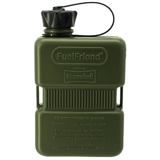 FuelFriend® PLUS 1,0 Liter OLIV - Limited Edition