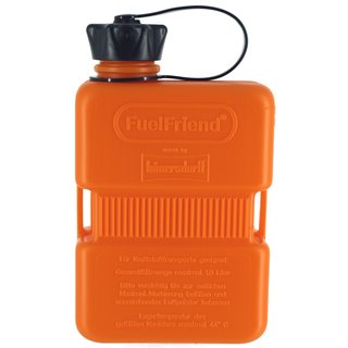FuelFriend® PLUS 1,0 liter ORANGE